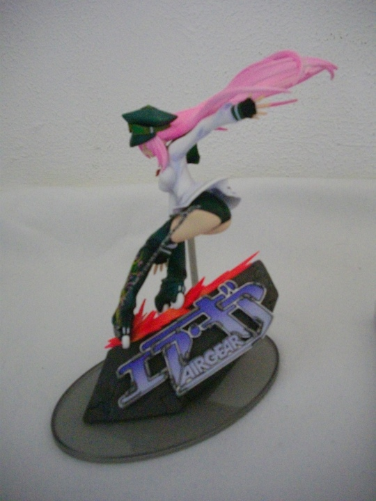 Simca Figur aus Air Gear