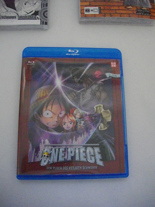 One Piece Film5 Blu-Ray