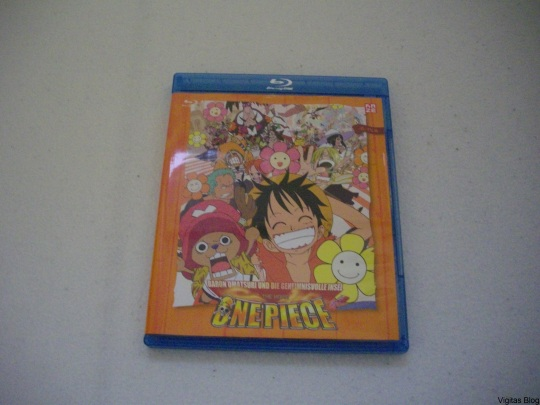 One Piece Film 6 auf Blu-Ray