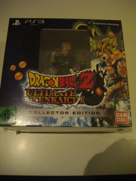Dragonball Ultimate Tenkaichi Limited Edition