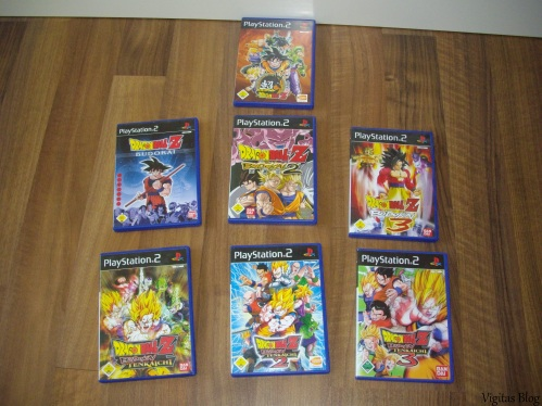 Dragonball Z PS2 Games