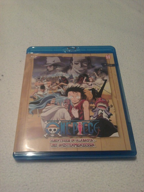 One Piece Film 8