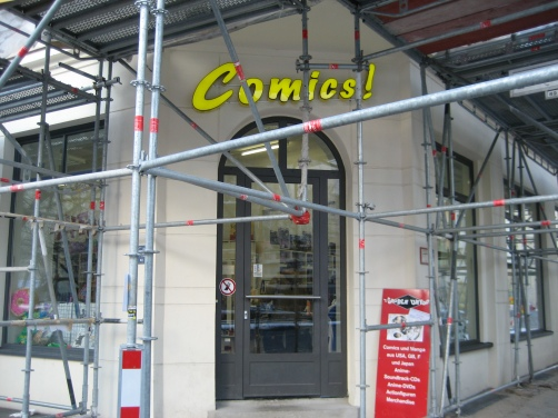 Berlin Comic Shop
