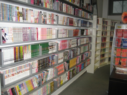 Neo Tokio in Berlin, der Anime Manga Shop