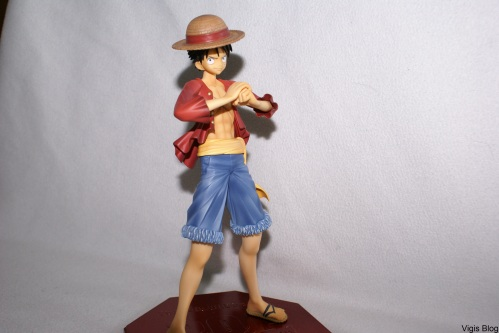 Sailing Again Megahouse Ruffy Luffy