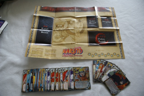 Naruto Ultimate Ninja Storm Generations Card Game