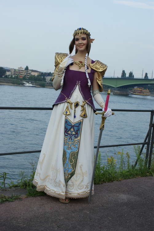 Animagic 2012 Cosplay Bild Zelda