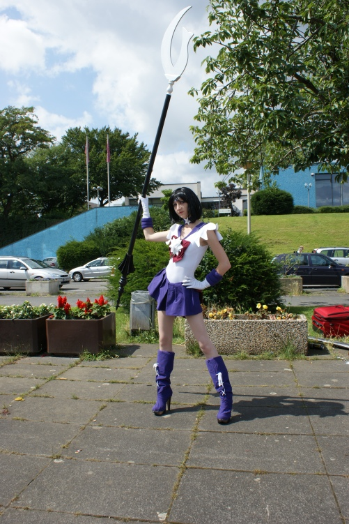 Animagic 2012 Cosplay Bild Sailor Pluto