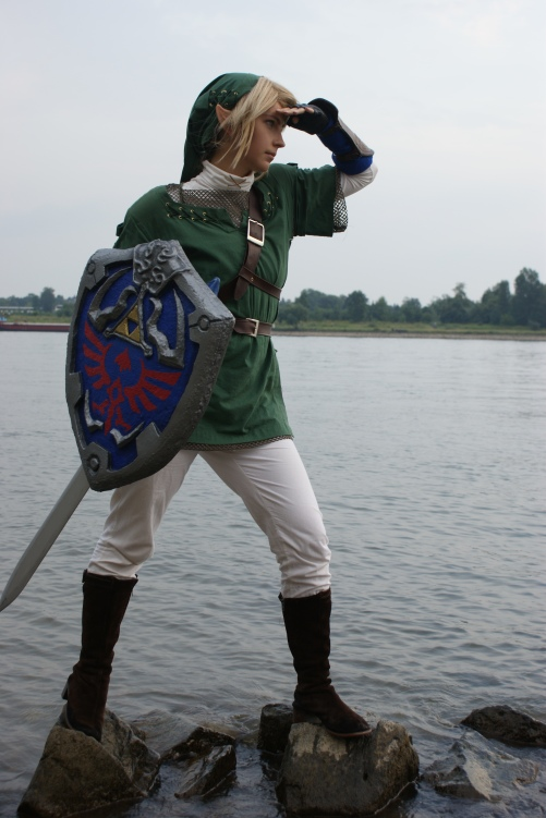 Link Cosplay