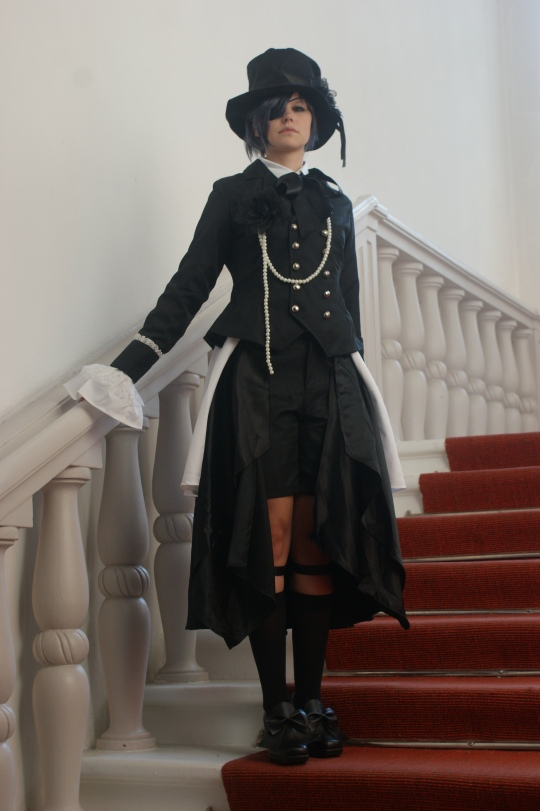 Connichi 2012 Fotos Bilder Cosplay Ciel