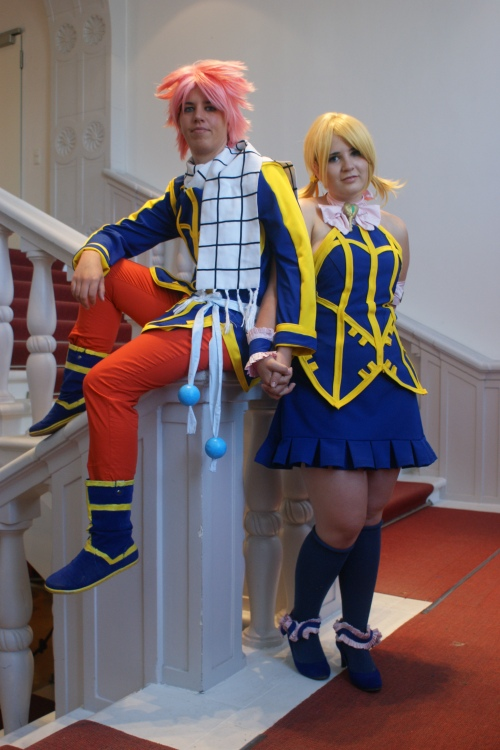 Connichi 2012 Fotos Bilder Cosplay Fairy Tail