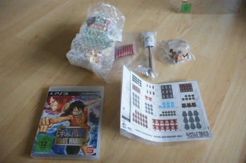 One Piece PS3 Game Collectors Edition