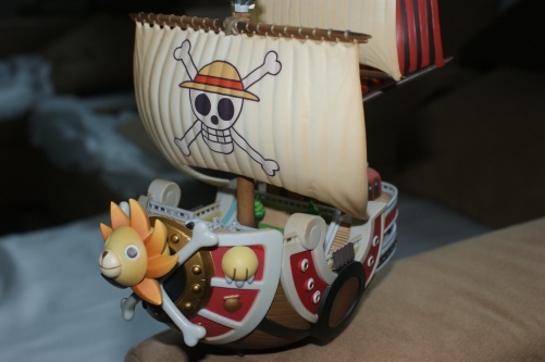 One Piece PS3 Game Collectors Edition Thousend Sunny Ship
