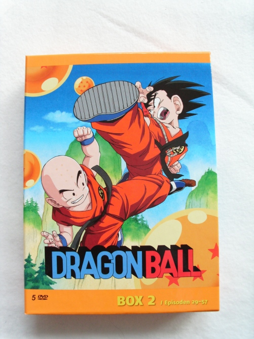 Dragonball DVD Box Nr 2