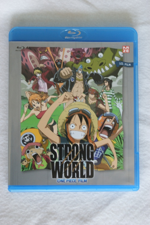 One Piece Strong World Blu-Ray