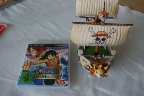 One Piece PS3 Limited Edition