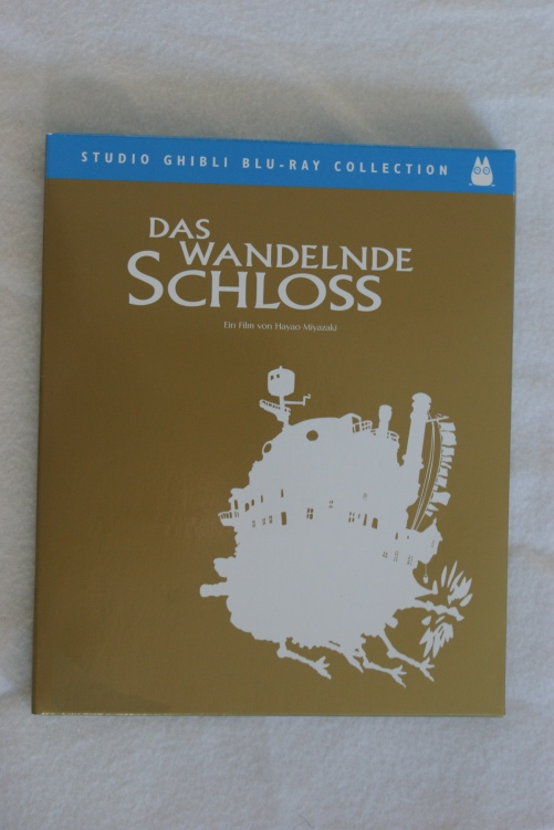 Das wandelnde Schloss Ghibli COllection Blu Ray