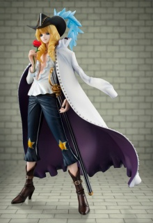 One Piece P.O.P. Sailing Again Cavendish
