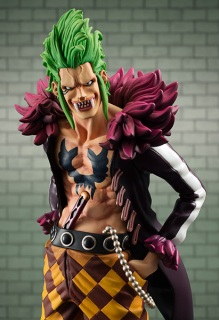 One Piece P.O.P. Sailing Again Bartolomeo
