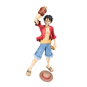 One Piece P.O.P. Sailing Again Ruffy Luffy