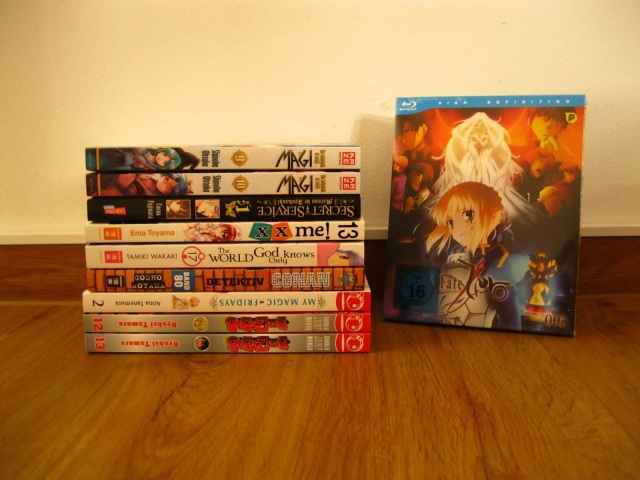 Manga Anime Loot Fate/Zero