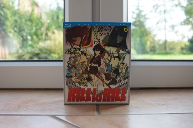 Anime Loot Kill La Kill Limited Edition Sammelschuber Connichi
